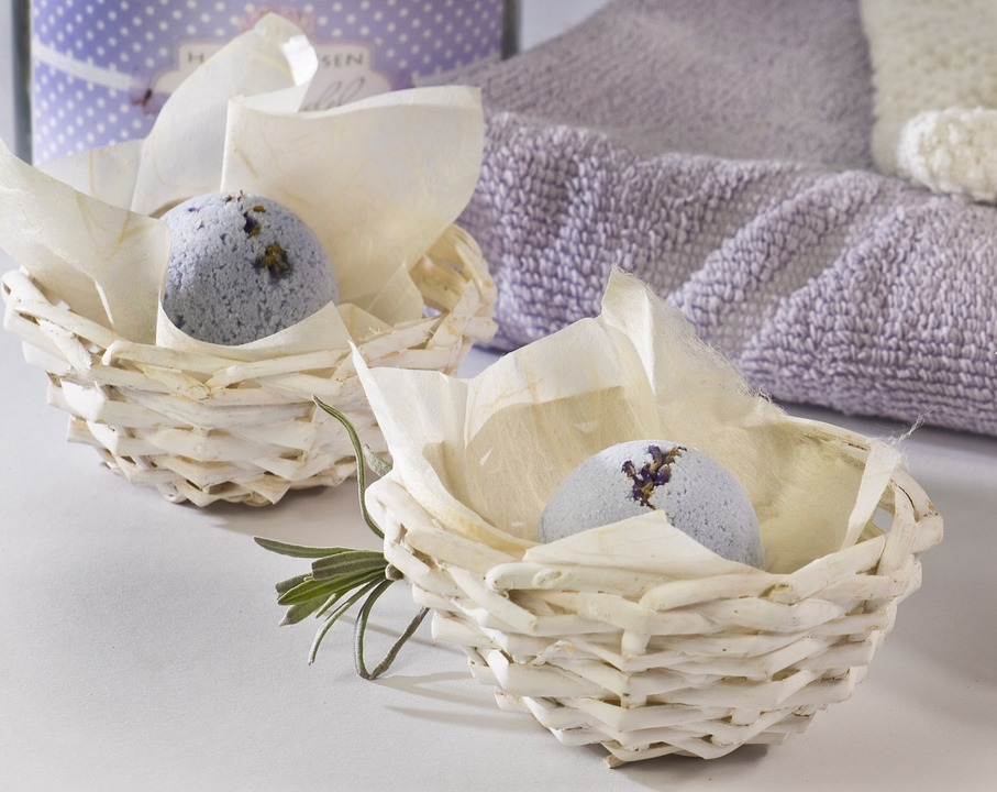 Bath Balls, Wellness, Clean, Therapy, Bad, Relax