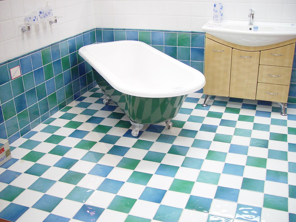 Bath, Bad, Tub, Bathroom, Apartment, Live, Rooms, Space