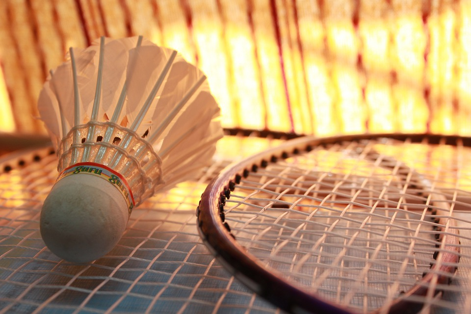 Badminton, Shuttlecock, Sports, Activity, Racket