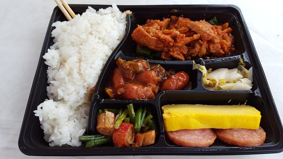 Packed Korea, Lunch, Lunch Box, Baek Jong-won