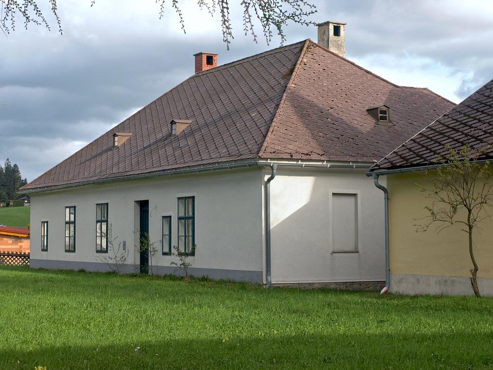 Bärnkopf, Parsonage, Vicarage, House, Building