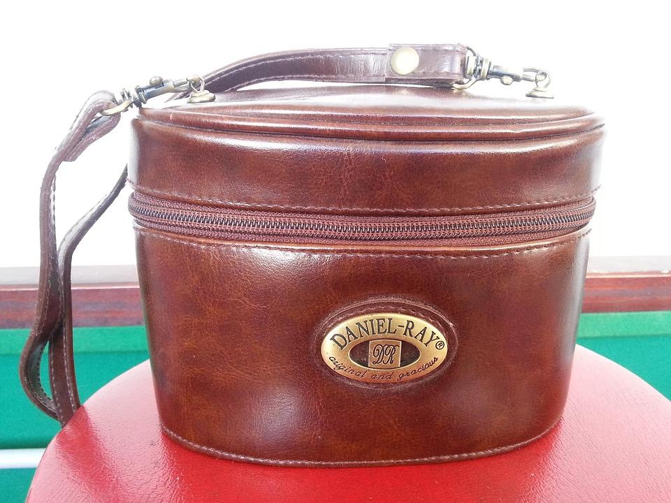 Bag, Brown, Fashion