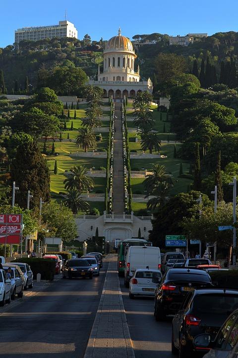 Bahá ' í Faith, Temple, Haifa