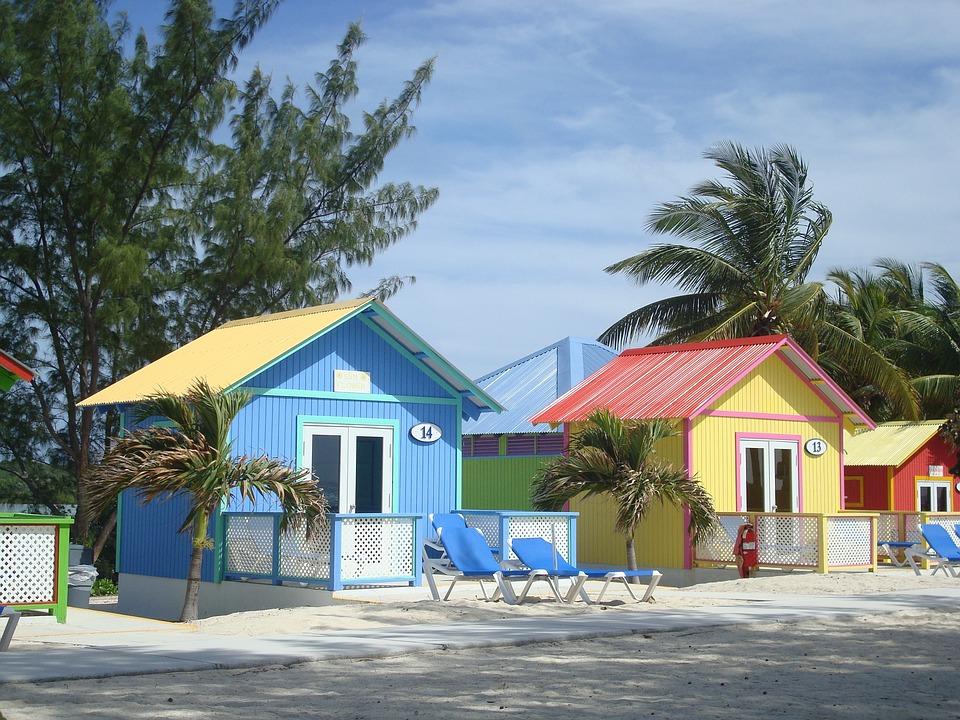 Bahamas, Beach, Caribbean, Relaxation