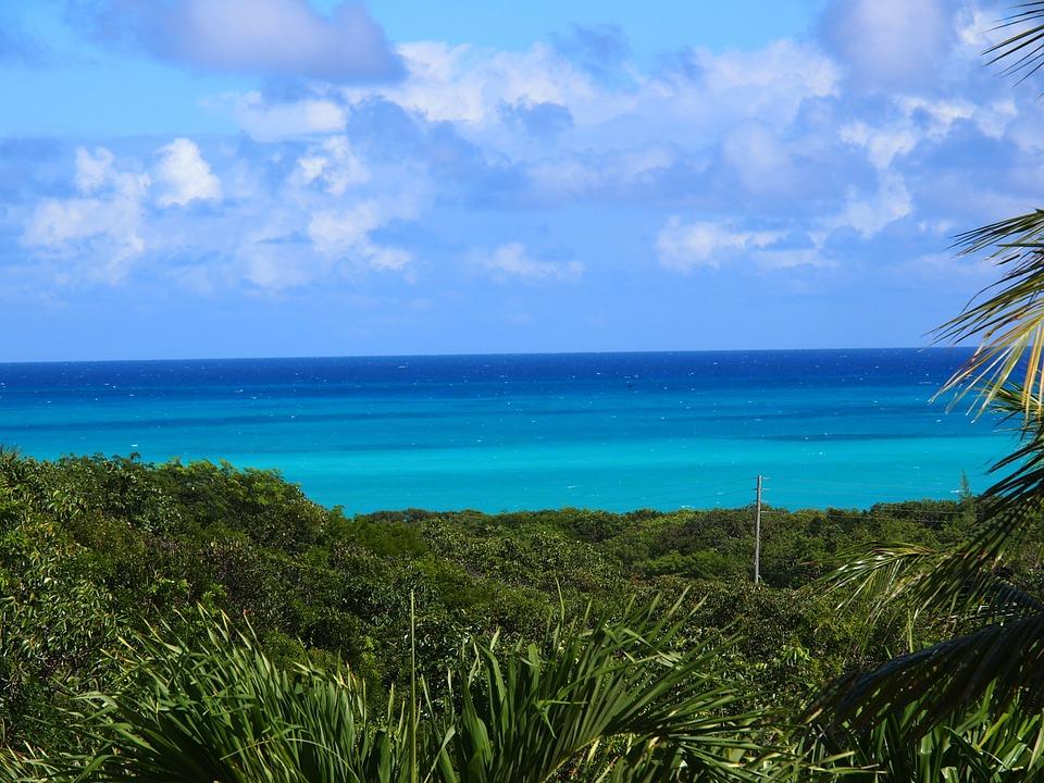 Bahamas, Ocean, Paradise