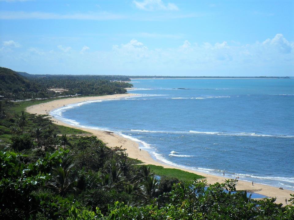 Bahia, Landscape, Beach