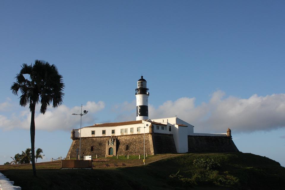 Farol Da Barra, Bahia, Brazil