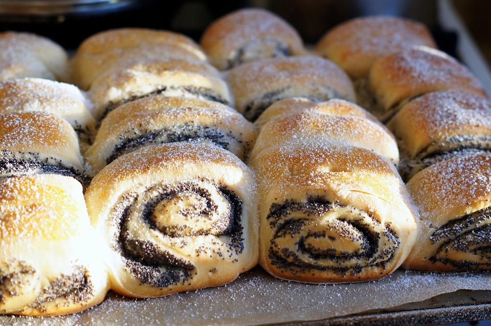 Sinnabon, Bake, Baking, Testy, Bread, Home, Delicious