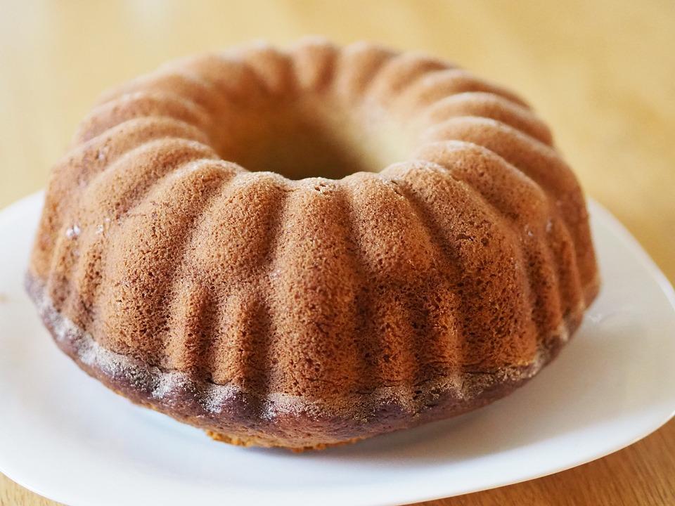 Babovka, Czech, Dessert, Cake, Baked, Pastries