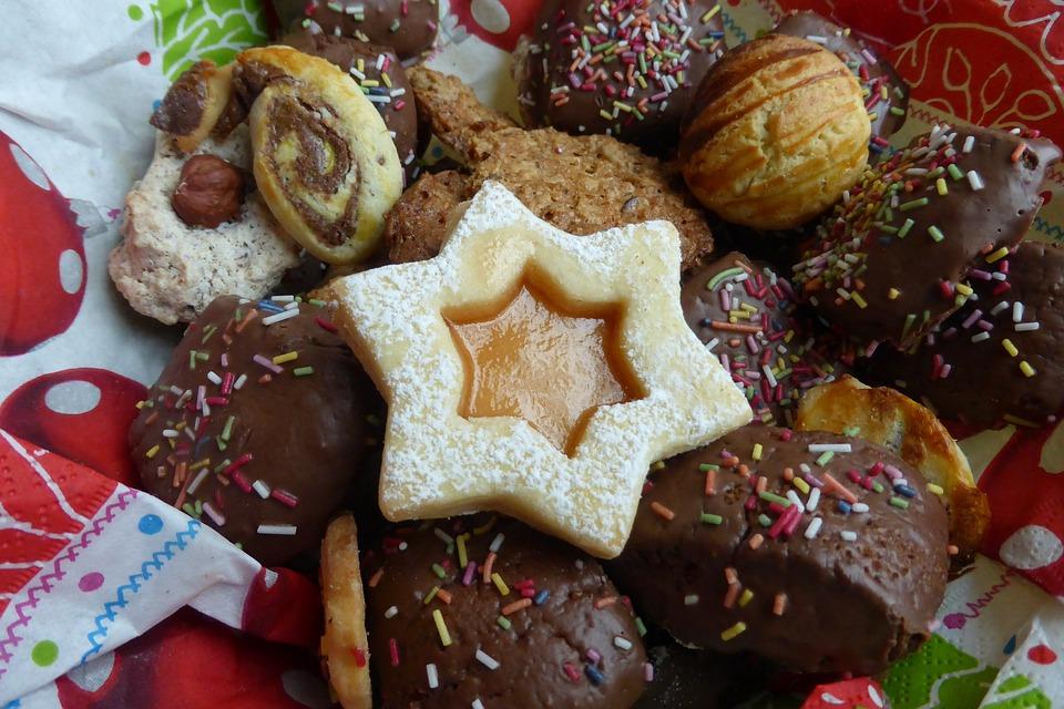Cookie, Baked Goods, Bake, Christmas, Sweet
