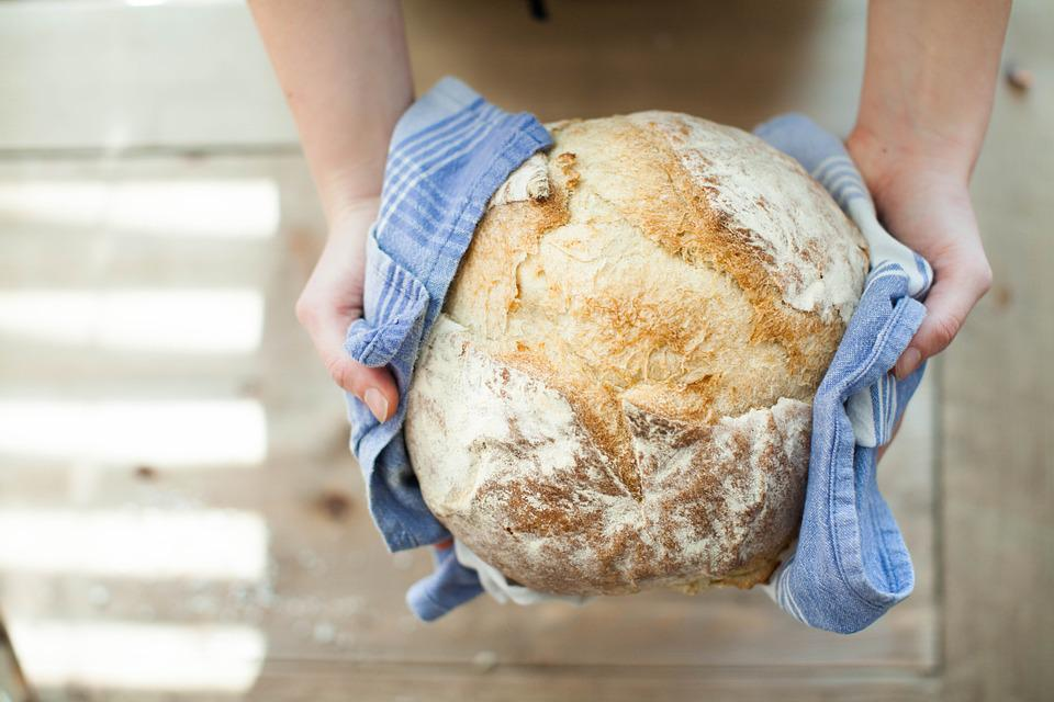 Bread, Cooking, Kitchen, Home Made, Food, Bakery