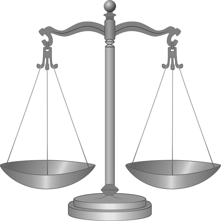 Scales, Balance, Symbol, Justice, Court, Legal