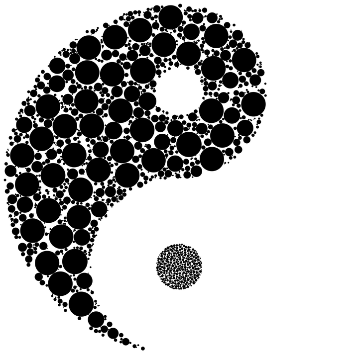 Yin, Yang, Eastern, Asian, Philosophy, Balance, Harmony