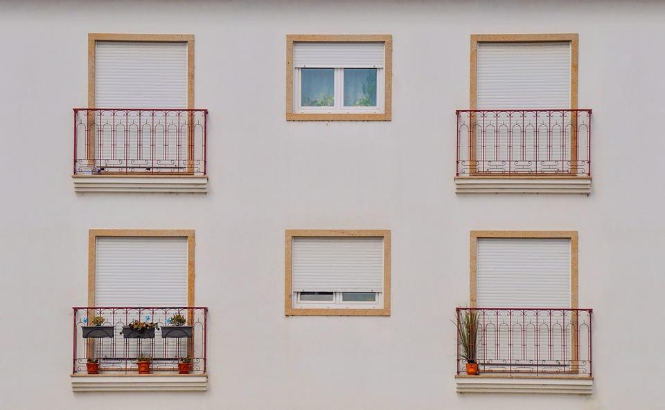 Windows, Balcony, Balconies, Window, Building