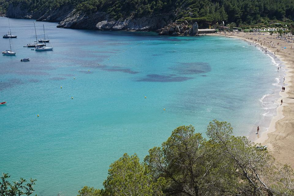 Ibiza, Sea, Booked, Spain, Turquoise, Balearic Islands