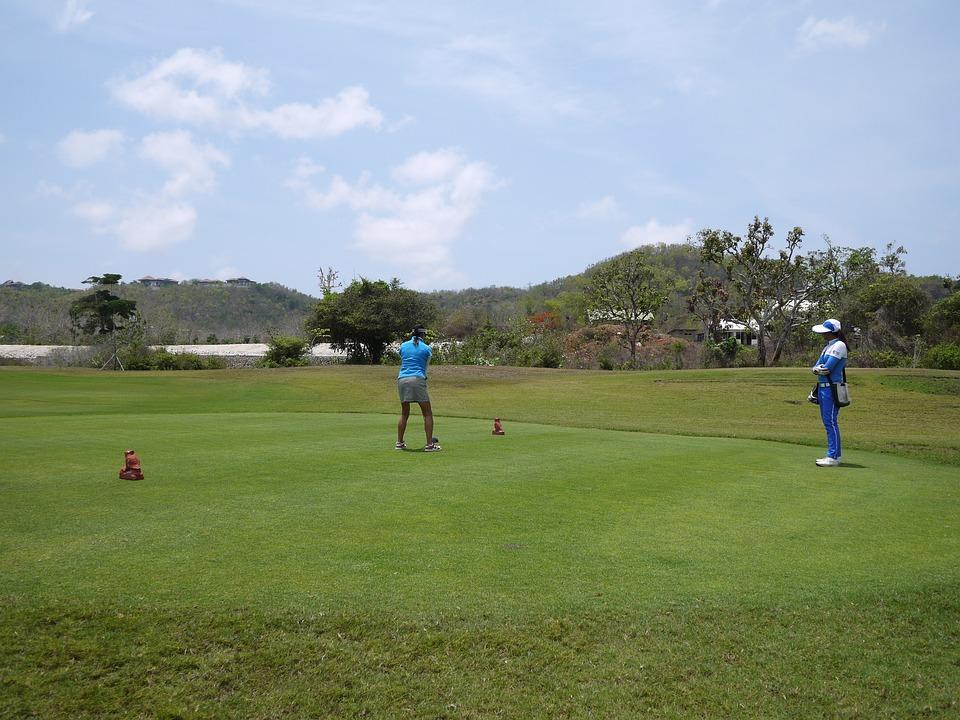 Golf, Bali, Resort