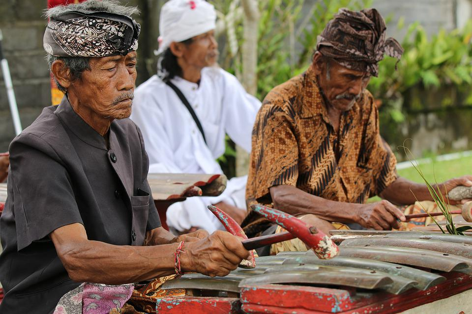 Bali, Tradition, Indonesia, Balinese, Musical