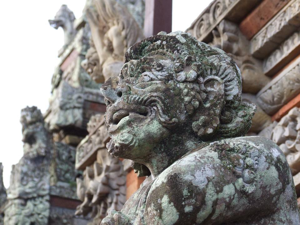 Bali, The Hindu, Temple