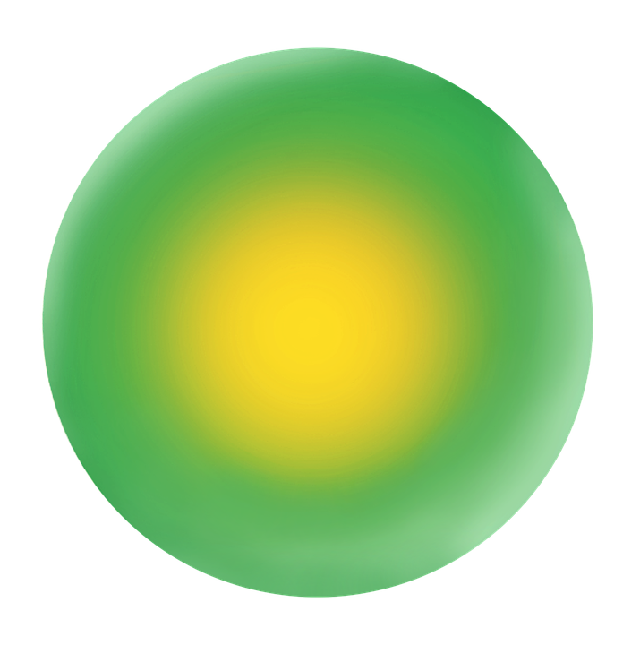 Ball, Green, Yellow, Energy