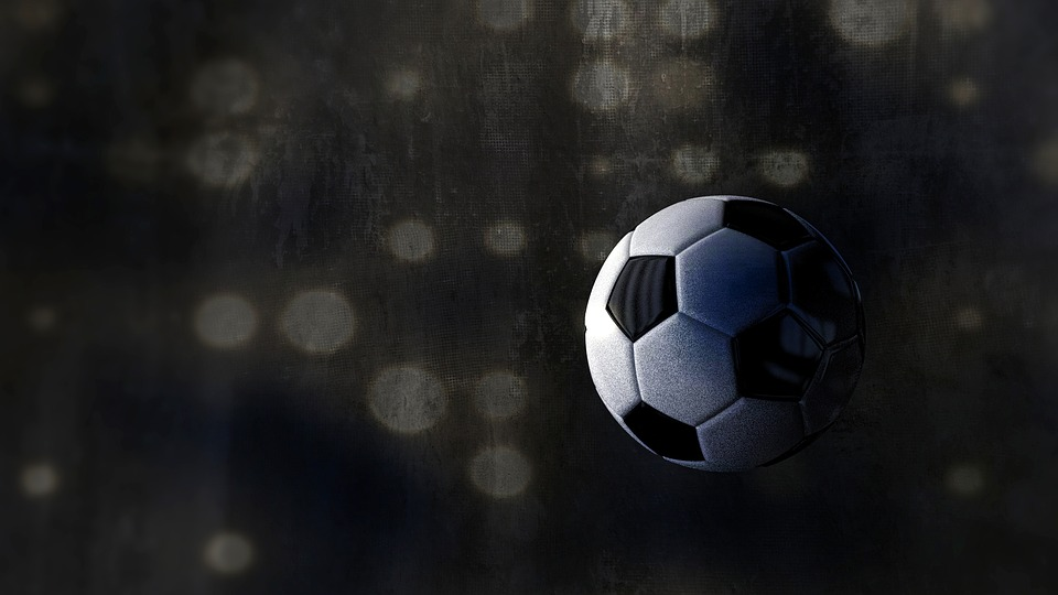 Football, Ball, Leather Ball, Ball Sports, Graphic