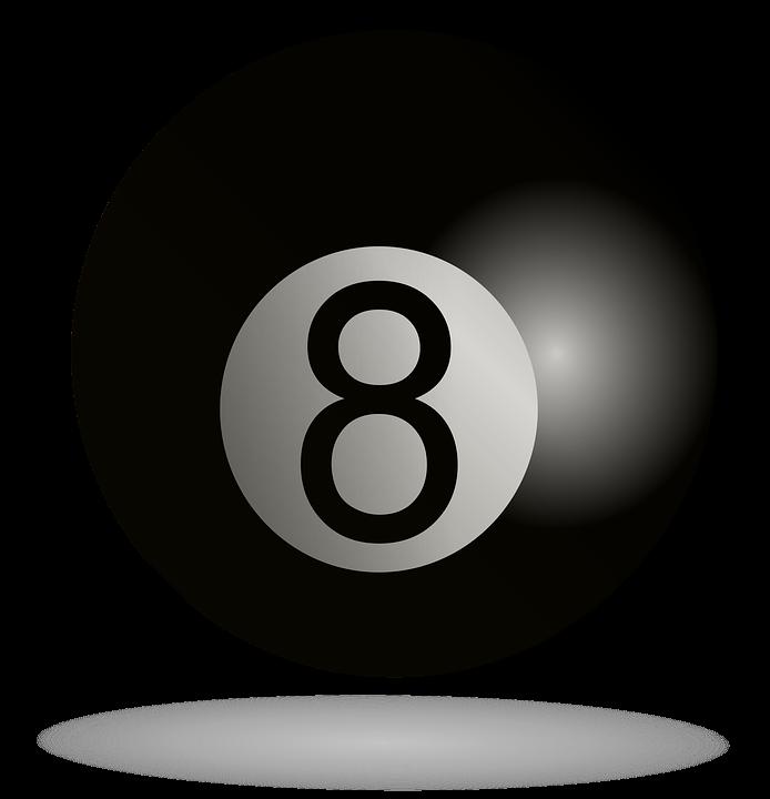 Billiard Ball, Ball, Pool, Game, Sport, Billiard