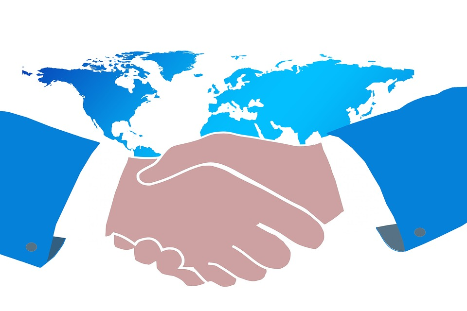 Hands, Shaking Hands, Welcome, Refugees, Globe, Ball