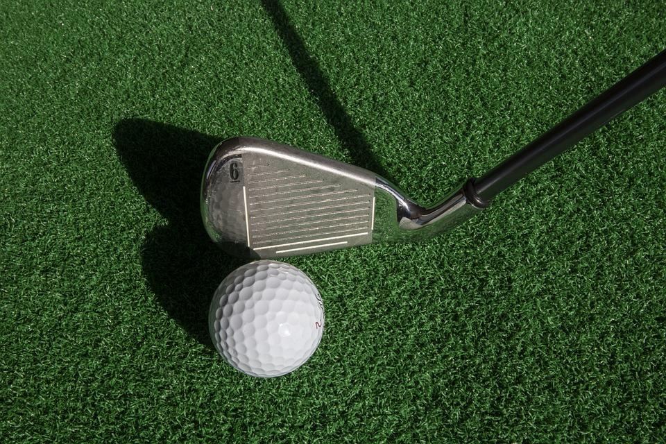 Golf, Golf Balls, Sport, Ball, Green, Golfers, Field