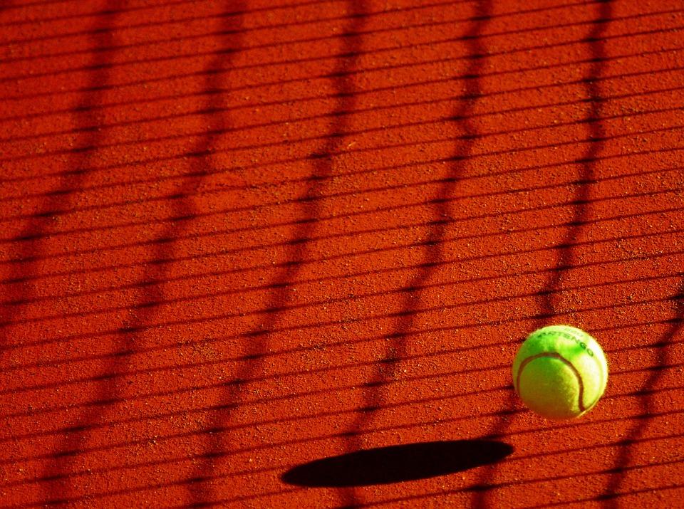 Tennis, Ball, Sport, Yellow