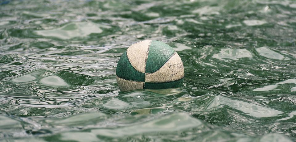 Ball, Water, Water Polo