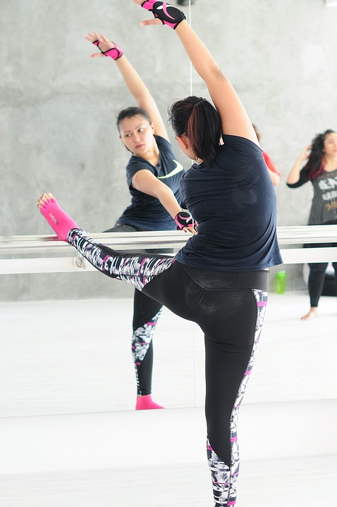 Ballet, Stretch, Barre, Ballerina