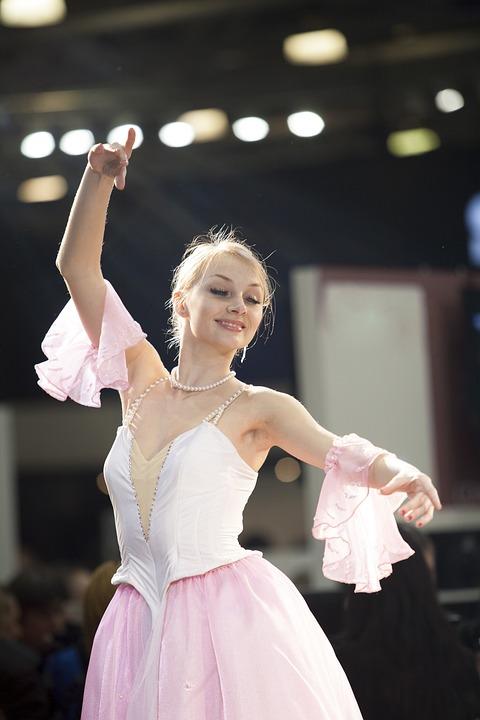 Girl, Woman, Ballet, Dance, Ballerina, Model