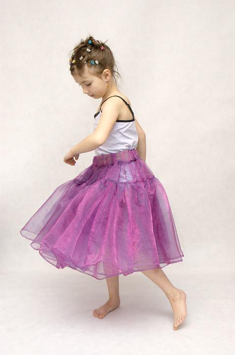 Child, Dance, Ballet, Girl