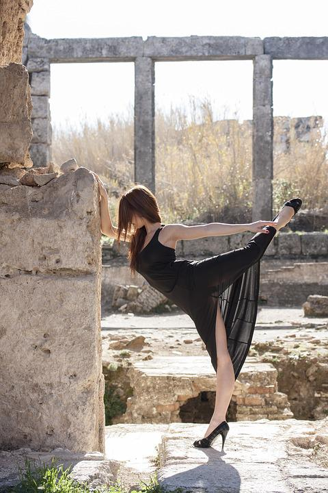 Ballerina, Ballet, Dress, Fashion, Dance, Dancer, Woman