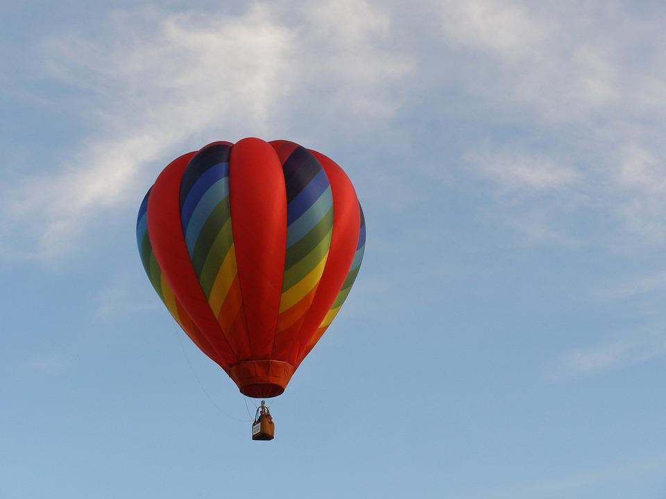 Hot, Air, Ballon, Balloon, Sky, Travel, Fly, Adventure