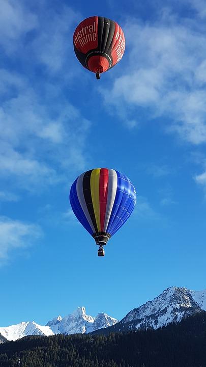 Balloon, Adventure, Flying, Air, Parachute