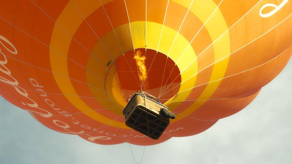 Balloon, Hot Air Balloon Ride, Flying, Adventure