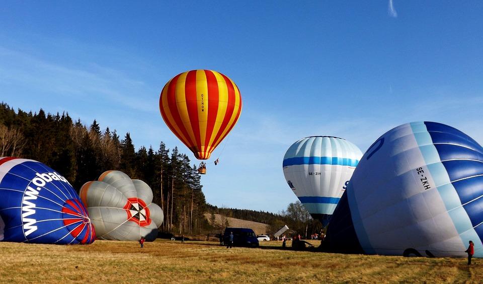 Flight, Flying, Skies, Freedom, Aviation, Balloon, Air