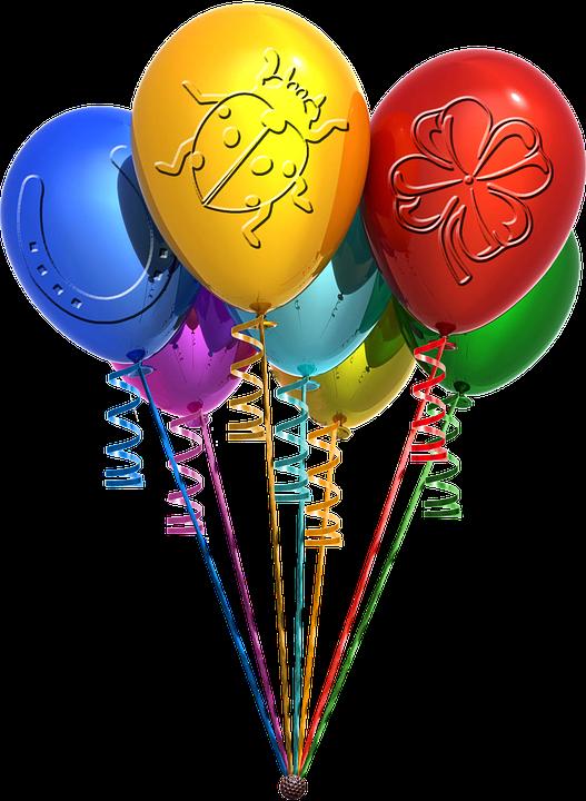 Balloons, Colorful, Colorful Balloons, Balloon, Color