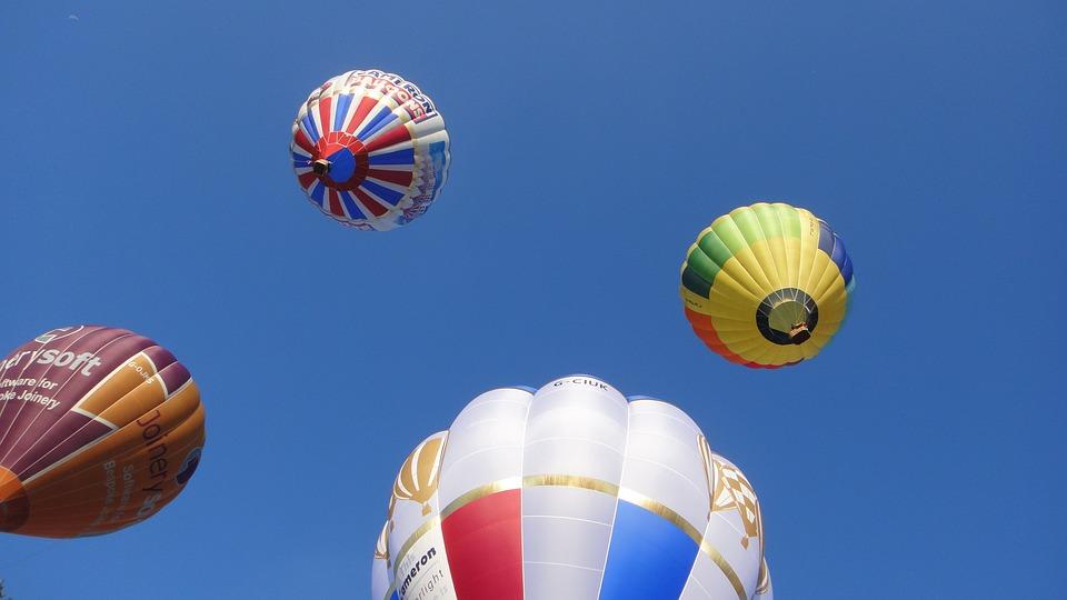 Balloon, Balloon Fiesta, Ballooning, Hot Air Balloon