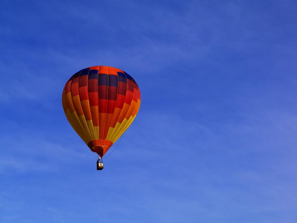 Adventure, Balloon, Flight, Flying, Hot Air Balloon