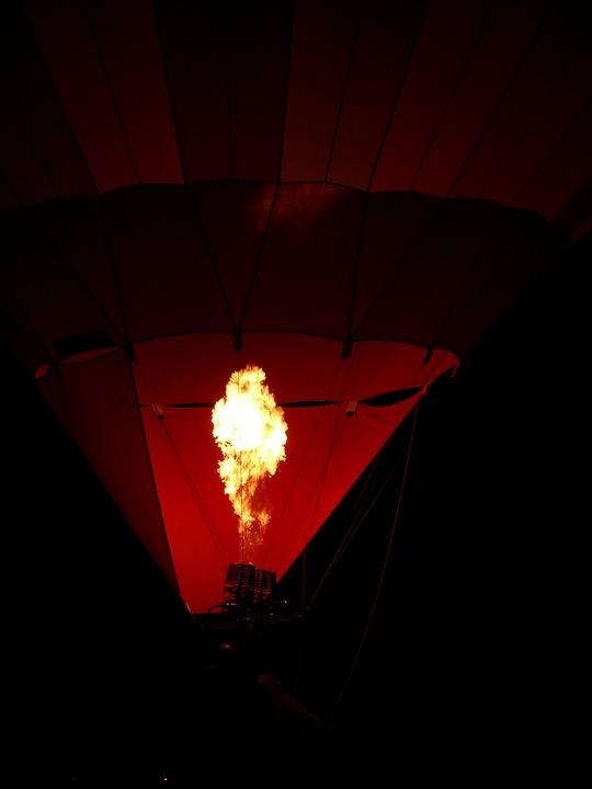 Burner, Gas Burner, Flame, Heat, Fire, Balloon