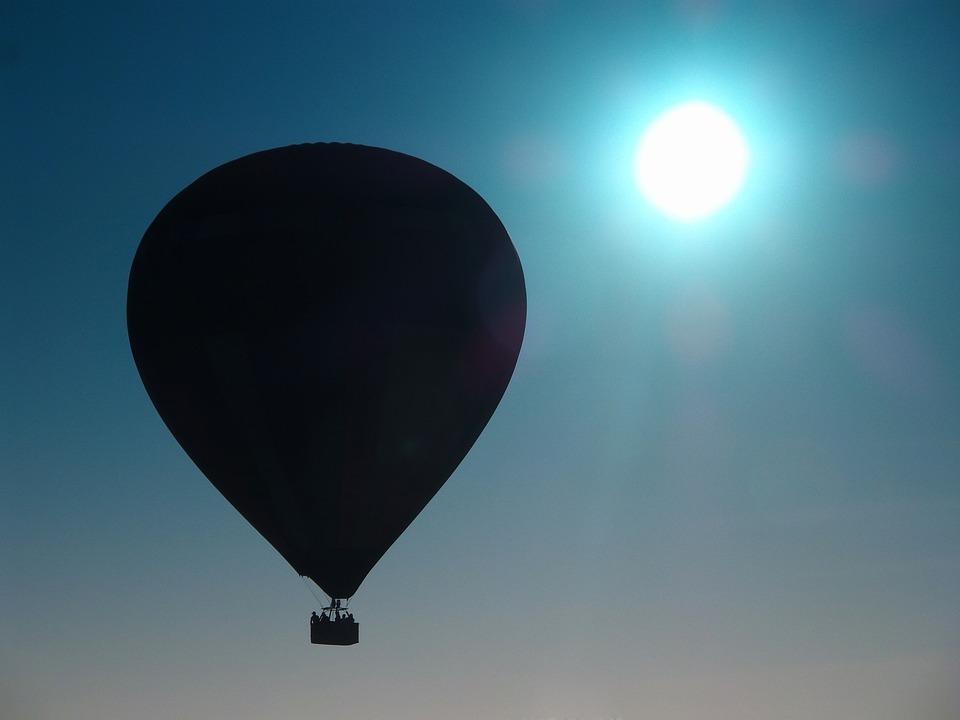 Balloon, Sky, Sol, Hot Air Ballooning