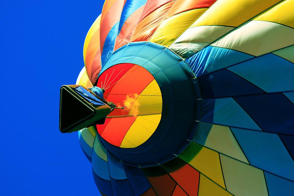 Hot Air Balloon, Balloon, Transportation, Ballooning