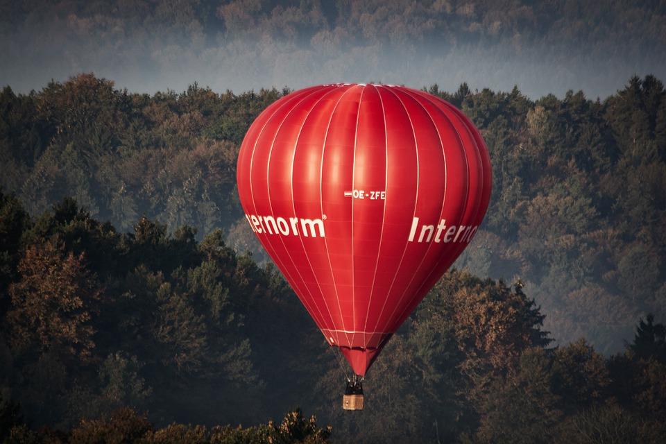 Hot Air Balloon, Balloon, Flying, Air, Ballooning