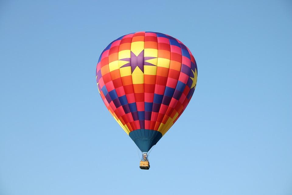 Sky, Balloon, Air, Flying, Balloons, Floating