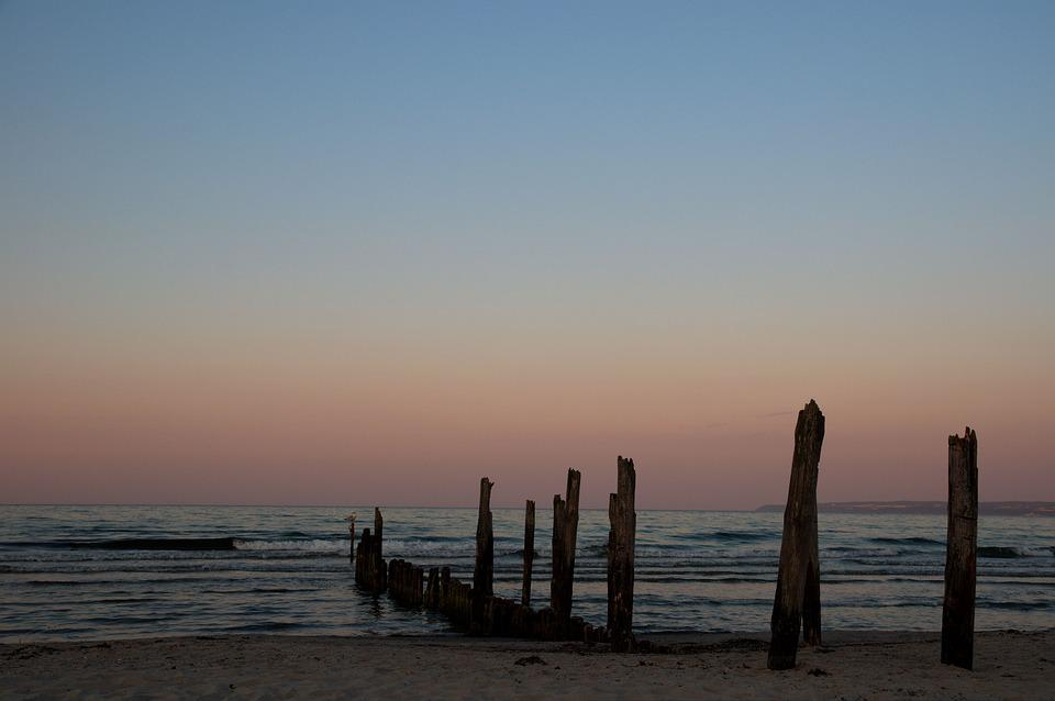 Baltic Sea, Sunset, Abendstimmung, Twilight, Dusk