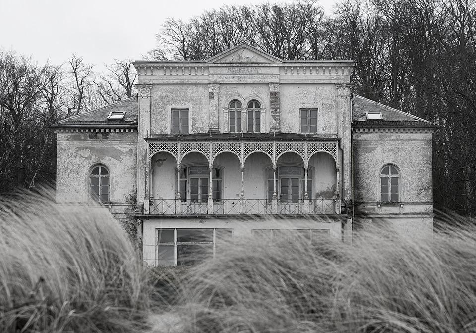 Architecture, Old, Heiligendamm, Baltic Sea, Building