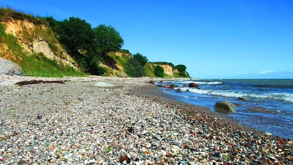 Coast, Baltic Sea, Beach