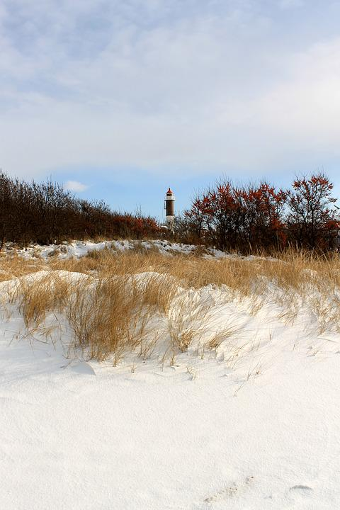 Lighthouse Timmendorf, Baltic Sea, Insel Poel