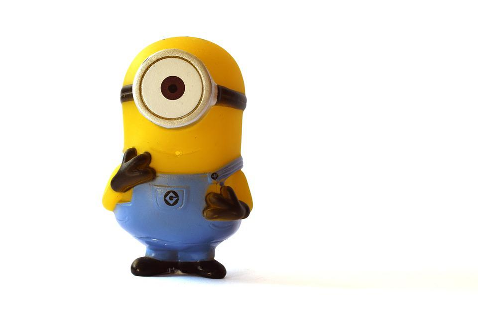 Free photo Banana Minions Steve The Minion Despicable Me